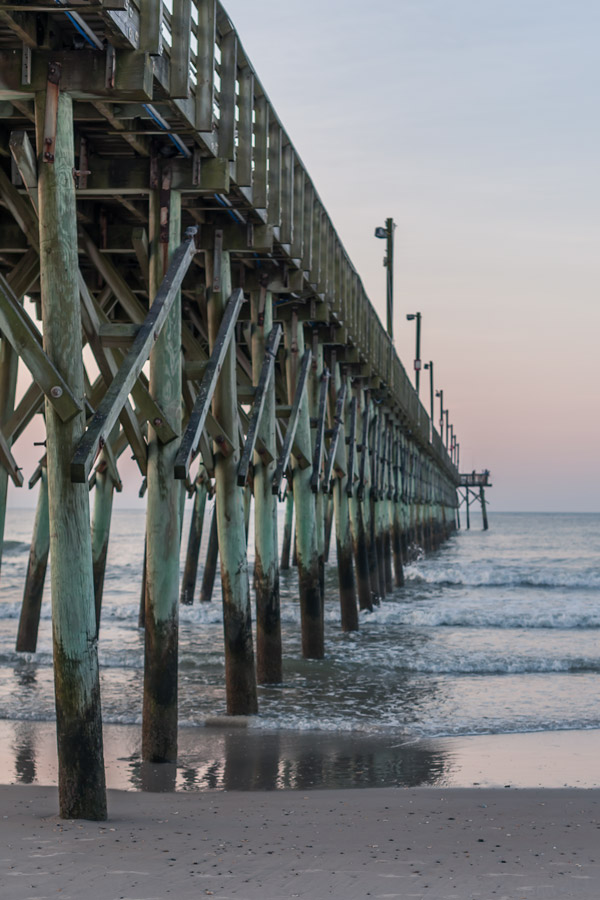 piers, topsail island, north carolina, beaches, family vacation, summer vacation, water, sunsets, greenville photographer, yeahtthatgreenville, nikon