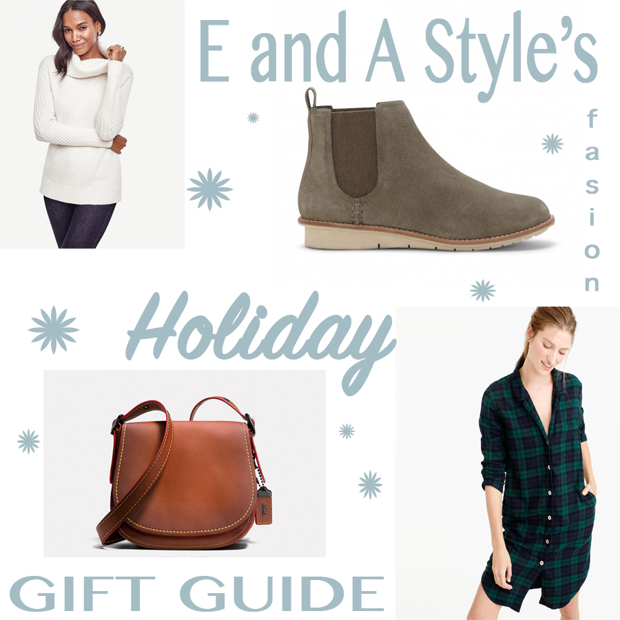 Holiday Gift Guide – Style Edition 2016