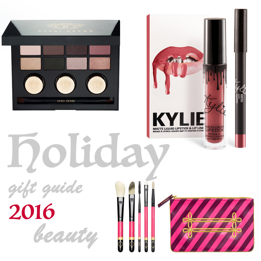 Holiday Gift Guide – Beauty Edition 2016