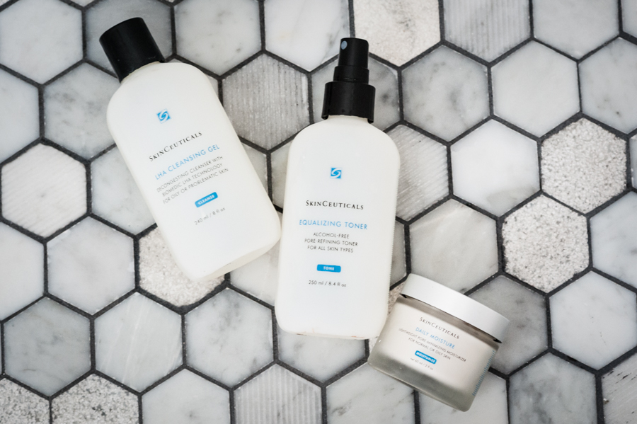 skinceuticals acne product line