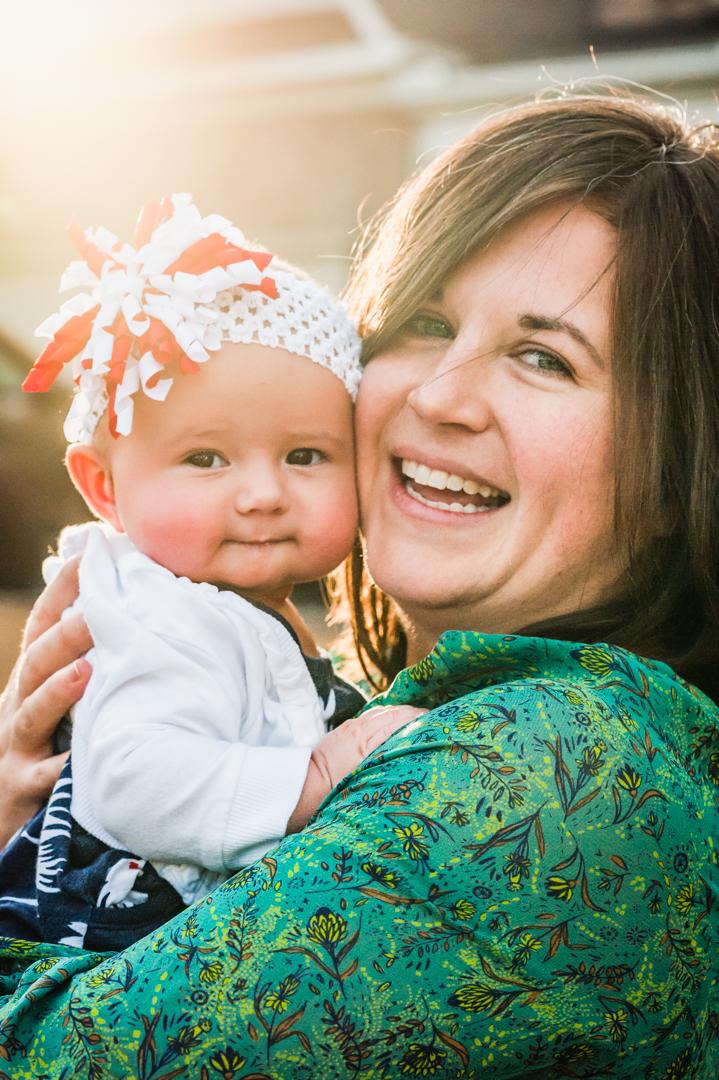 Sweet Family Session in Easley, SC Family Photographer Wendi Matt