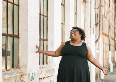 Authentic Glamour Photos of Greenville, SC's Alrinthea