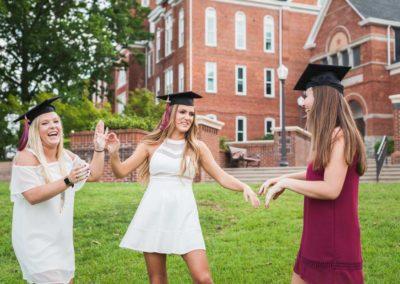 Clemson SC Graduation Photos by Wendi Matt