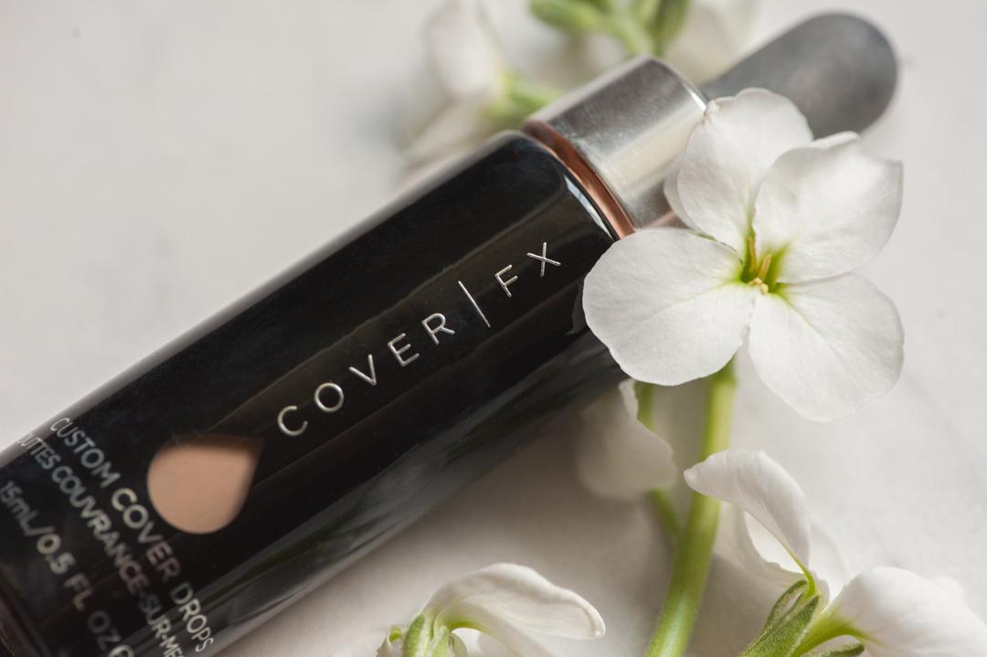 CoverFx Foundation Oily Skin