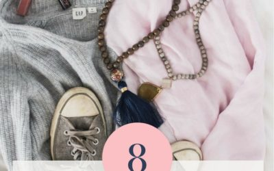 8 Essentials for your Capsule Wardrobe