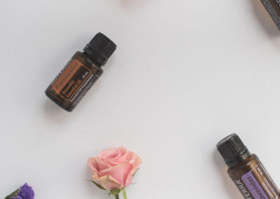 essential oils photography