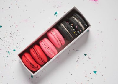 food product photography jonathan caleb macarons