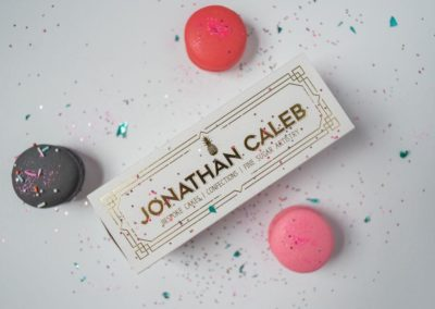 unique product photography jonathan caleb macarons