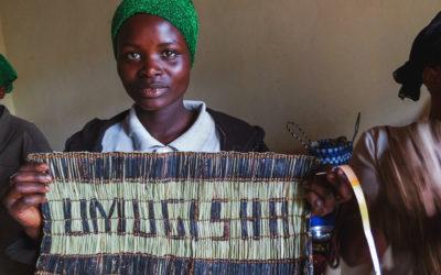 Blessings from Rwanda