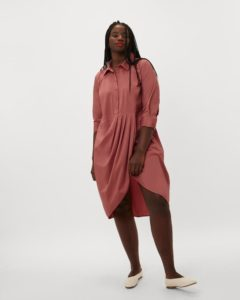 A Guide to Eco Fashion - shop ethical brands such as Universal Standard that is body inclusive