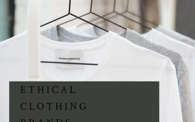 Ethical Clothing Brands – Everlane