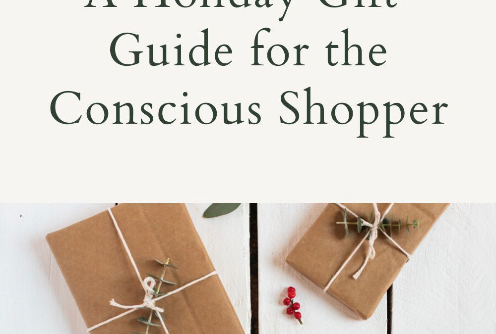Gift Guide – Unique Jewelry & Other Ideas