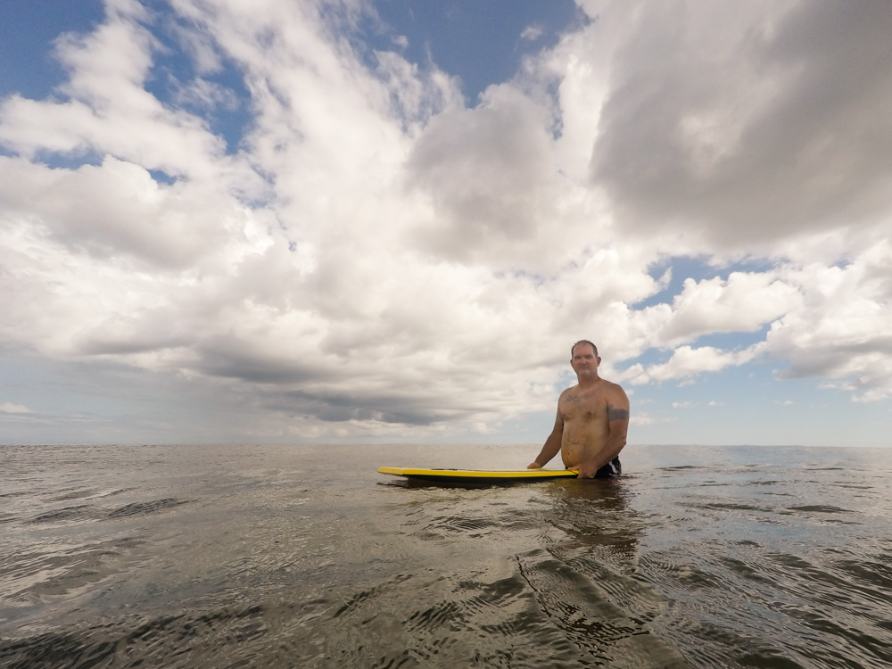 James boogie board myrtle beach